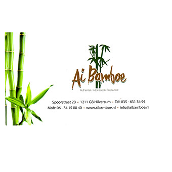 Ai-bamboe, Indonesisch Restaurant