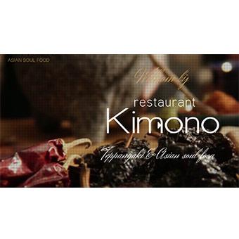 Kimono, Japans restaurant